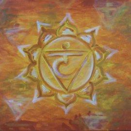 Harmonizačný obraz Solar plexus