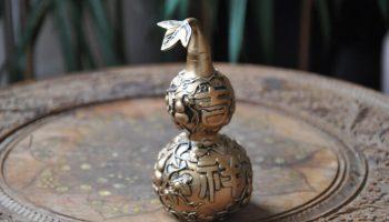tekvica Wu Lou ako symbol zdravia plodnosti a hojnosti