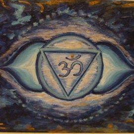 Harmonizačný obraz Tretie oko