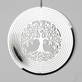 Kovová špirála Strom života, prívesok